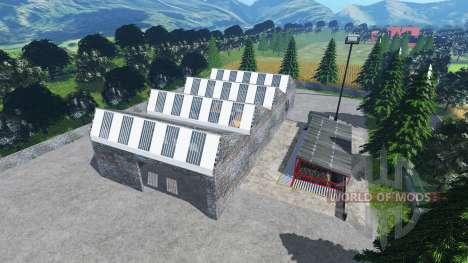 Langenfeld pour Farming Simulator 2015