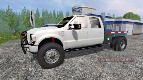 Ford F-350 [street dually] für Farming Simulator 2015