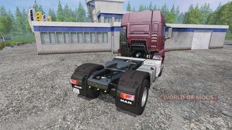 MAN TGS 18.440 [tuning] für Farming Simulator 2015