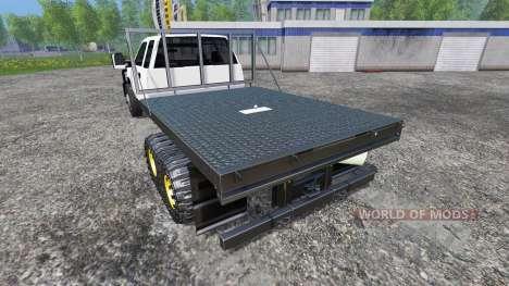 Chevrolet Silverado [FlatTrack] für Farming Simulator 2015