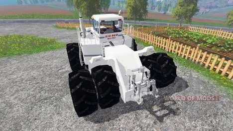 Big Bud-747 v3.0 für Farming Simulator 2015
