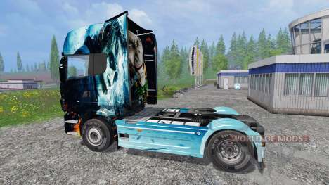 Scania R560 [power] pour Farming Simulator 2015