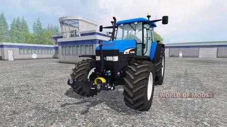 New Holland TM 190 pour Farming Simulator 2015