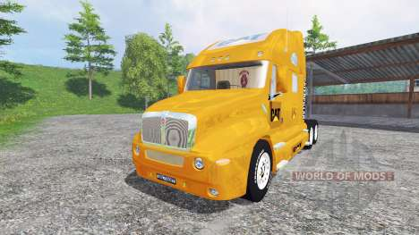 Kenworth T2000 für Farming Simulator 2015