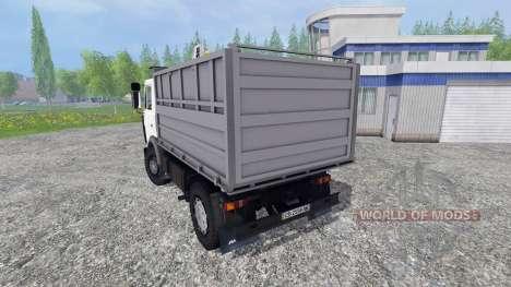 MAZ 5551 v2.0 für Farming Simulator 2015