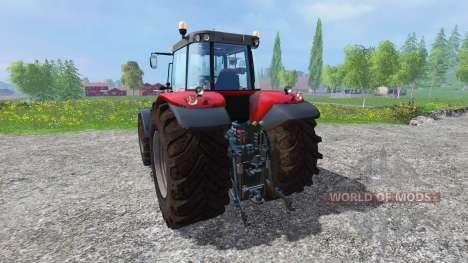 Massey Ferguson 7626 v1.8 für Farming Simulator 2015