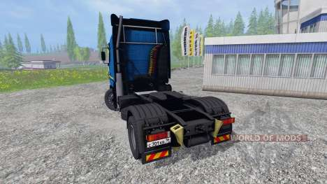 MAZ-5440 [machine] pour Farming Simulator 2015