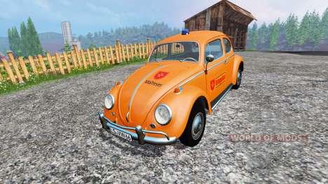 Volkswagen Beetle 1966 [Maltese] v2.0 für Farming Simulator 2015