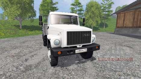 GAZ-35071 v3.0 für Farming Simulator 2015