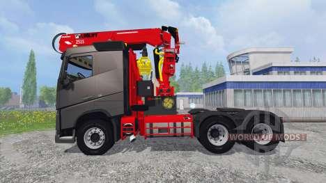 Volvo FH16 750 [grumier] für Farming Simulator 2015