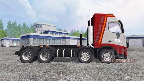 Volvo FH12 HKL pour Farming Simulator 2015
