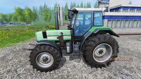 Deutz-Fahr AgroStar 6.31 v1.01 pour Farming Simulator 2015