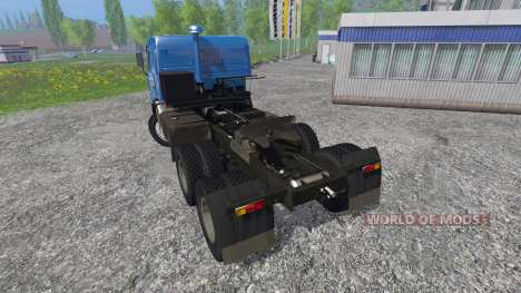 KamAZ-54115 für Farming Simulator 2015