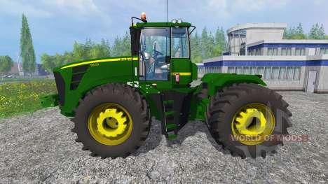 John Deere 9630 v3.0 pour Farming Simulator 2015