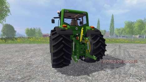 John Deere 7530 Premium v3.0 für Farming Simulator 2015
