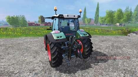 Hurlimann XM 4Ti v1.0.2.1 pour Farming Simulator 2015