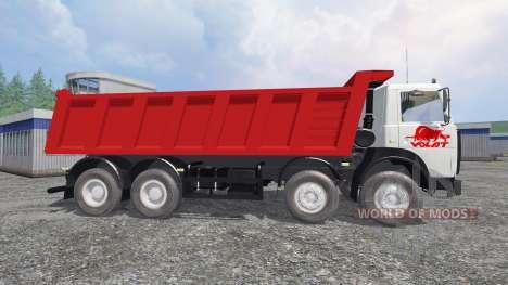 MAZ MZKT 65152 pour Farming Simulator 2015