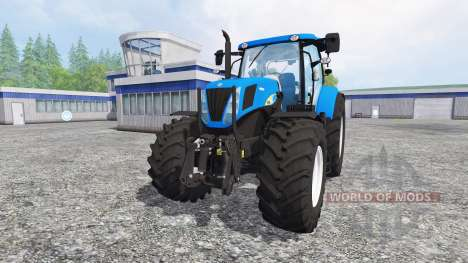 New Holland T7030 [final] pour Farming Simulator 2015