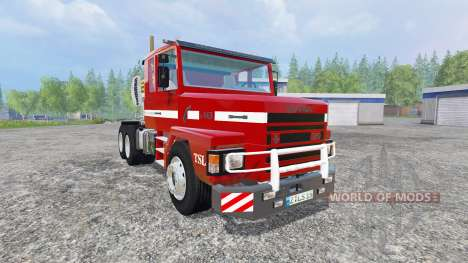 Scania 143H pour Farming Simulator 2015