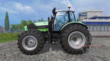 Deutz-Fahr Agrotron L730 v1.1 pour Farming Simulator 2015