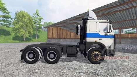 MAZ-642208 v1.5 für Farming Simulator 2015