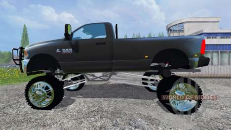 Dodge Ram 3500 [lift] pour Farming Simulator 2015