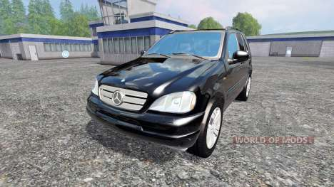 Mercedes-Benz ML430 pour Farming Simulator 2015