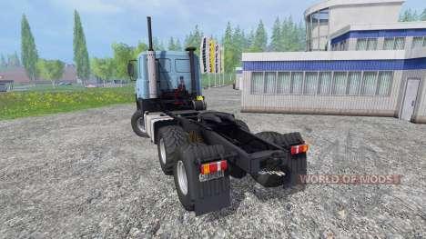 MAZ-64229 für Farming Simulator 2015