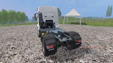 MAN TGS 18.680 für Farming Simulator 2015