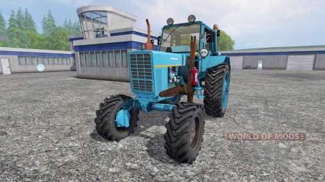 MTZ-82 [loader] pour Farming Simulator 2015