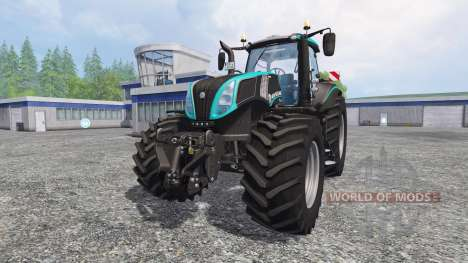 New Holland T8.435 für Farming Simulator 2015