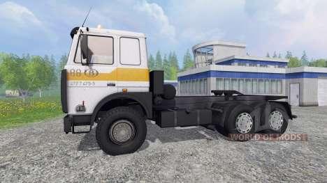 MAZ-5516 für Farming Simulator 2015
