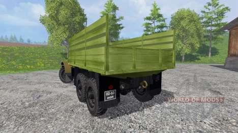 ZIL-157 für Farming Simulator 2015