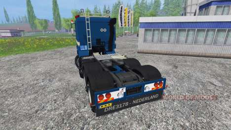 Volvo F12 für Farming Simulator 2015