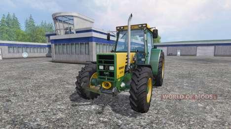 Buhrer 6135A FL pour Farming Simulator 2015