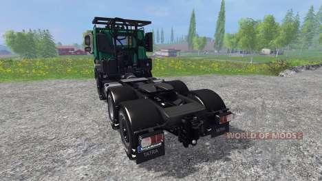 Tatra Phoenix T 158 v1.1 für Farming Simulator 2015