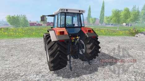 Deutz-Fahr AgroAllis 6.93 v2.0 für Farming Simulator 2015