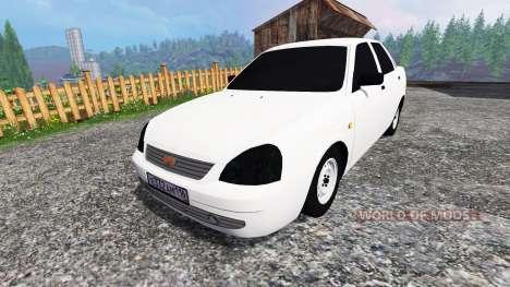 VAZ-Lada Priora 2170 für Farming Simulator 2015
