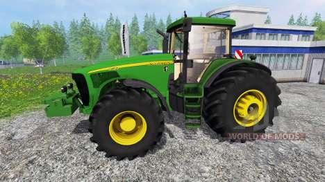 John Deere 8520 v2.5 pour Farming Simulator 2015