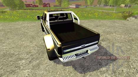 Ford F-450 pour Farming Simulator 2015