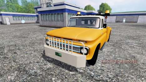 Chevrolet C10 Trailers für Farming Simulator 2015