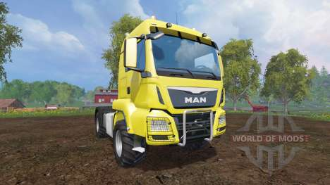 MAN TGS 18.440 [agricultural] v2.1 pour Farming Simulator 2015