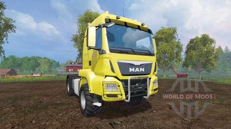 MAN TGS 18.440 [agricultural] v2.1 für Farming Simulator 2015