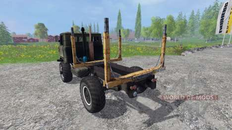 GAZ-66 v2.0 für Farming Simulator 2015