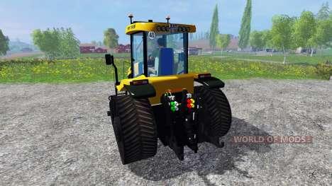 Challenger MT 875E für Farming Simulator 2015