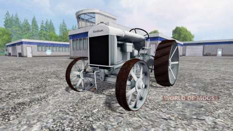 Fordson Model F 1917 v1.1 pour Farming Simulator 2015