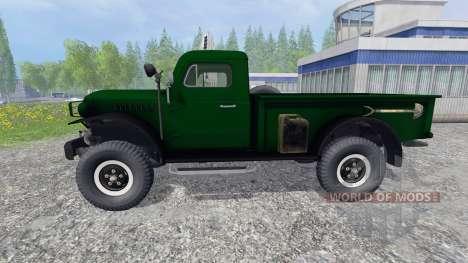 Dodge Power Wagon WM-300 für Farming Simulator 2015
