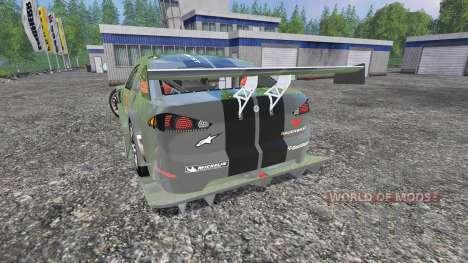 Chevrolet Impala SS NASCAR [Ravenwest] für Farming Simulator 2015