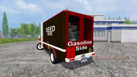 Ford F-100 [seed side] pour Farming Simulator 2015