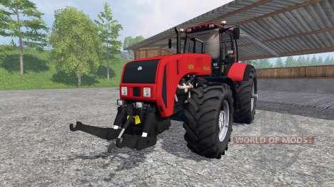 Belarus-3522 v1.4 für Farming Simulator 2015